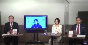 <新番組>ザ・Q & A(YouTubeライブ) @ GINZA 7th Studio