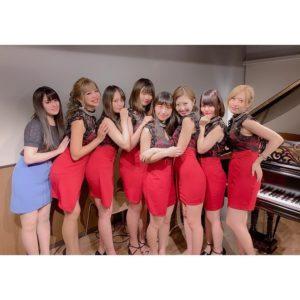 10/20 GINZA 7th Studio Sisters ミニスカ美人ピアニストライブ @ GINZA 7th Studio