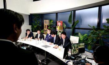 文化人放送局ファンクラブデー(限定公開ライブ) @ GINZA 7th Studio